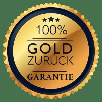 goldzuruckgrantie